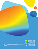 APS Annual Report 2019 cover