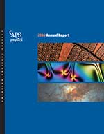 APS Annual Report 2006 cover image