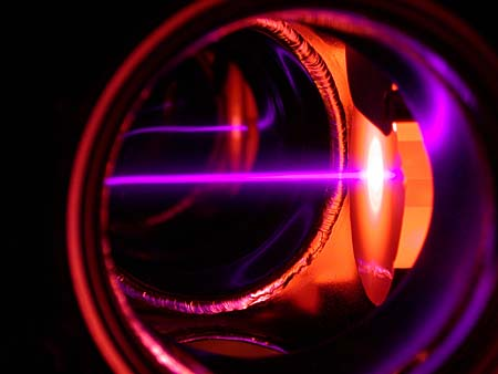 Laser Trapping of Erbium May Lead to Novel Devices