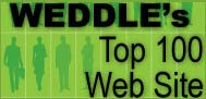 Weddle Award for Top 100 Job Board Web Sites