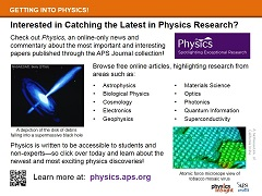 Catch the Latest: Physics