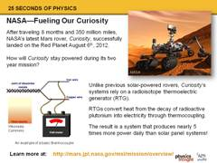 NASA: Fueling our Curiosity