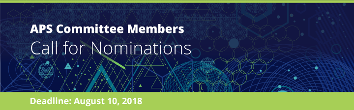 Committee Nominations 2018