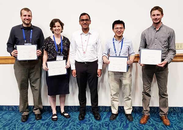 aps damop thesis award