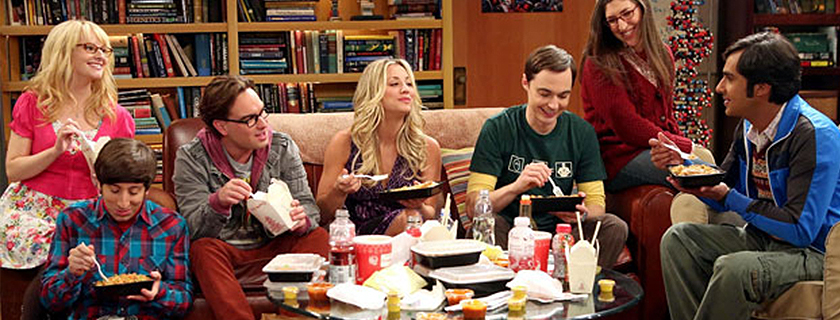 <em>The Big Bang Theory</em> Team Supports STEM Students<br /> Creators of the hit television show announce scholarship for UCLA undergraduates.