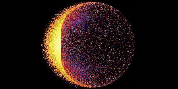 screensavers dark matter black holes - photo #14