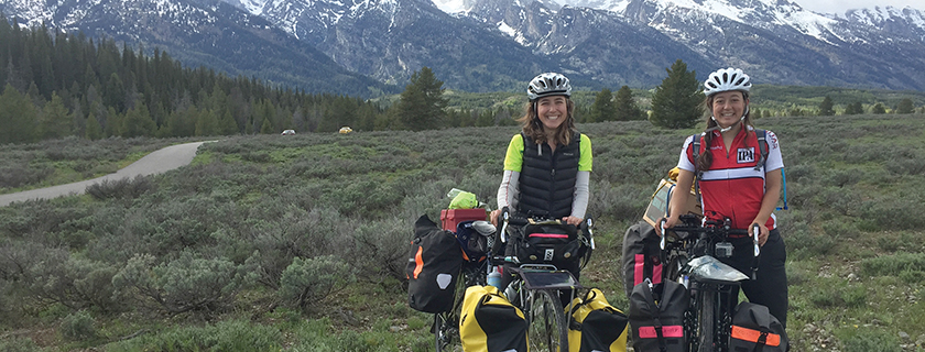 Cycling Across America … For Science!<br /> Two young scientists spent this summer biking across America, teaching physics along the way