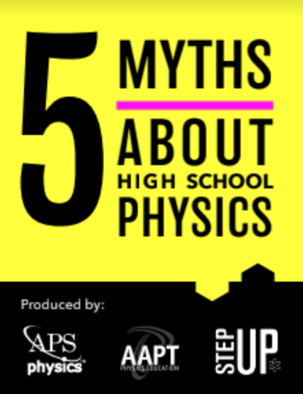 5 myths brochure cover