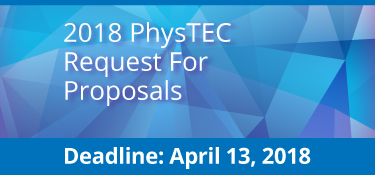 PhysTEC RFP