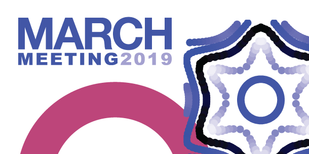 March Meeting logo