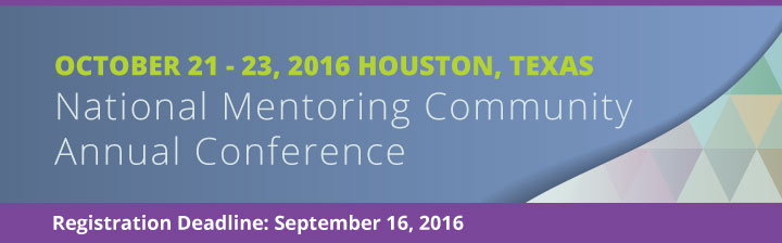 National Mentoring Community Annual Conference