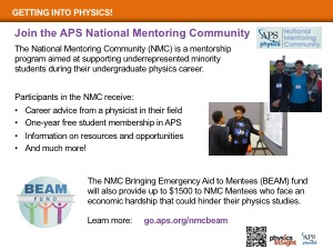 National Mentoring Community