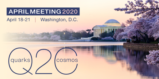 April Meeting 2020
