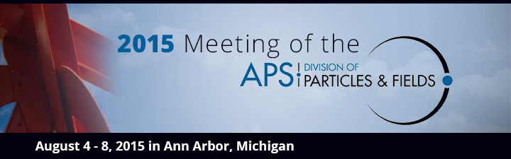 2015 Meeting of the APS Division of Particles and Fields