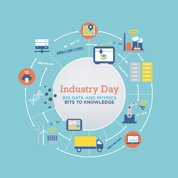 Industry Day: Big Data and Physics