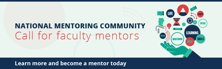 National Mentoring Community: Call for Faculty Mentors