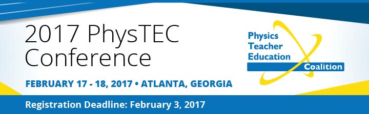 PhysTEC Conference 2017
