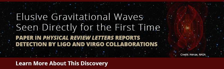 Elusive Gravitational Waves Seen for the First Time
