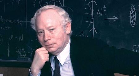 Steven Weinberg 1933-2021