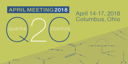 APS April Meeting 2018