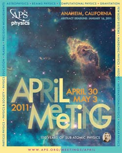 APS Physics | FIP | FIP Sessions and Events at the APS April