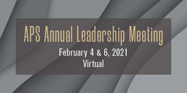 Annual Leadership Meeting 2021 graphic
