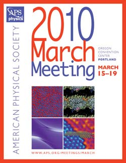 March Meeting 2010 poster