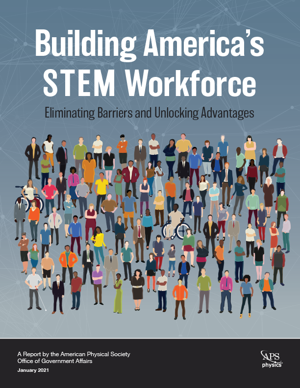 Building America STEM workforce cover