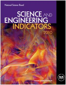 Science and Energy Indicators 2010 cover