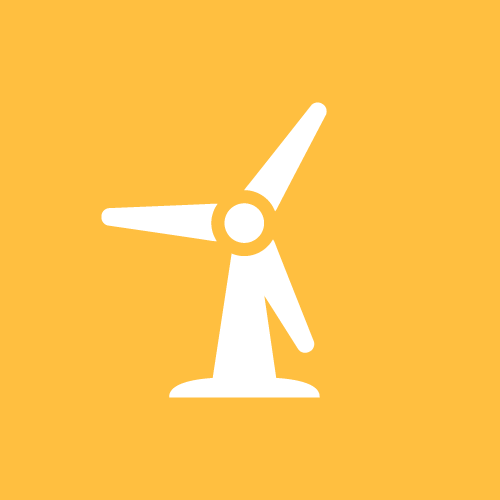 Clean Energy & Climate Change Icon