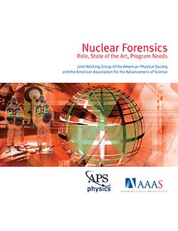 Nuclear Forensics - Role, State of the Art, Program Needs