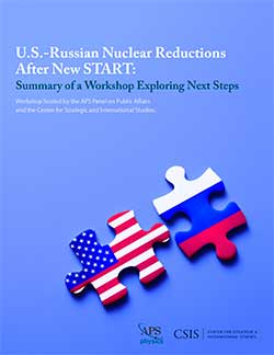 U.S.-Russian Nuclear Reductions After New START: Summary of a Workshop Exploring Next Steps cover