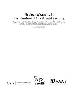 Nuclear Weapons in 21st Century U.S. National Security