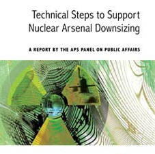 Technical Steps to Support Nuclear Arsenal Downsizing