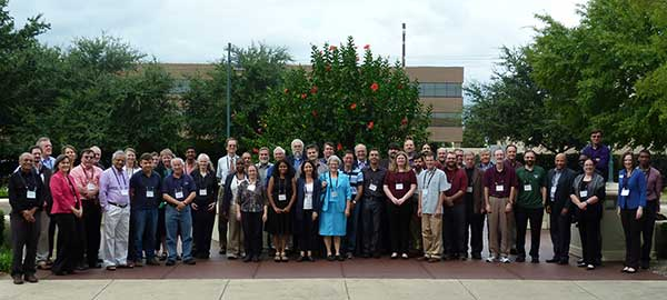 REU Site Directors Workshop 2016 group photo