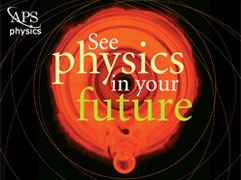 See Physics in your Future graphic
