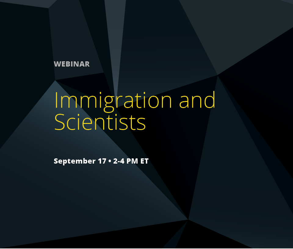 www.aps.org: Effects of Federal Immigration Policy on US Science and All Scientists