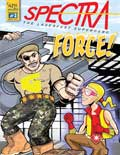 Spectra's Force comic cover