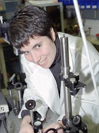 Physicist Cherie Kagan