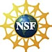 National Science Federation logo of globe on gold star