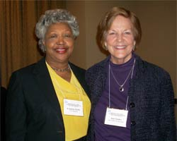 Ernestine Taylor and Jane Tucker