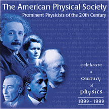 CD Rom of physicists