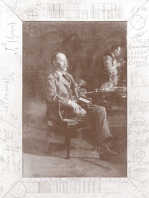 Henry Rowland, first APS President