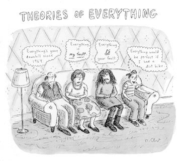 © The New Yorker Collection 1998 Roz Chast from cartoonbank.com. All Rights Reserved.