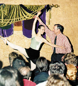 The Physics of Dance: Amy Kohler and Kenneth Laws