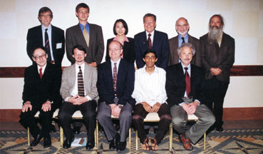 April 2000 Meeting Prizes and Awards Recipients