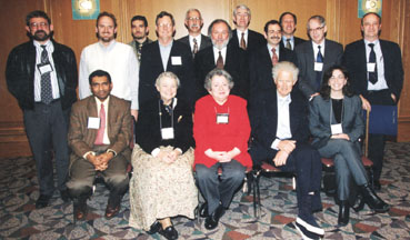 March 2000 Meeting Prizes and Awards Recipients