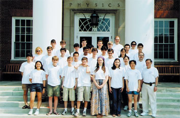 2002 Physics Olympiad Team