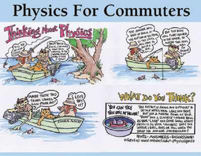 physics for commuters