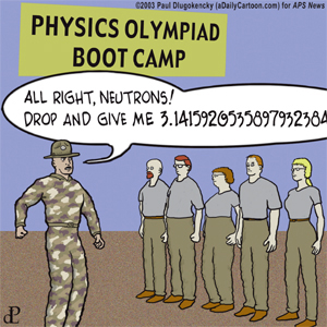 Physics boot camp